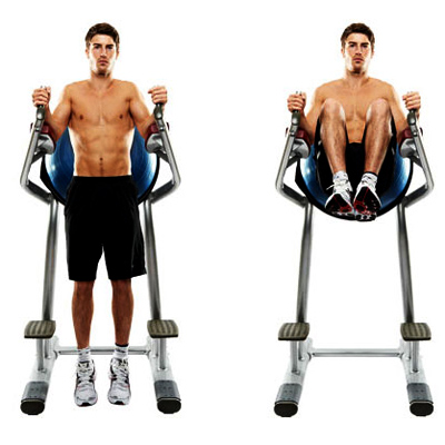 Как подтянуть мышцы живота