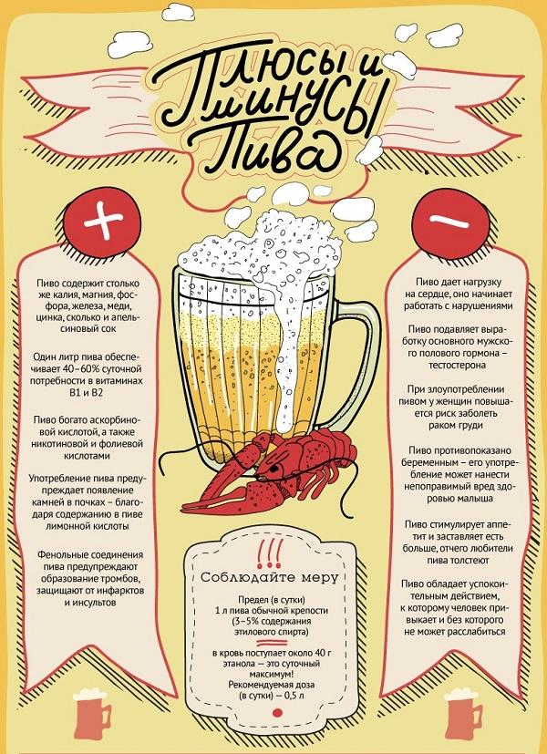 Польза нефильтрованного пива для женщин