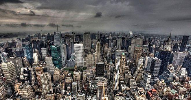 самый высокий уровень урбанизации