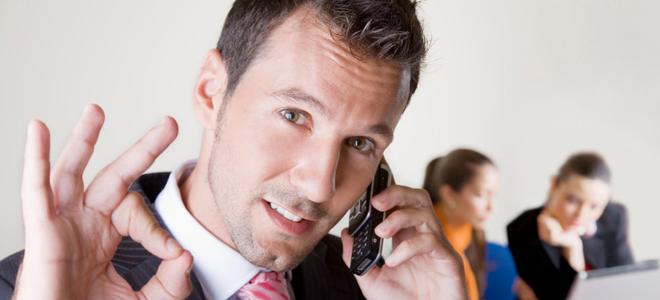 Прямые продажи по телефону