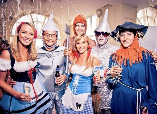 Идеи для тематических вечеринок на новый год