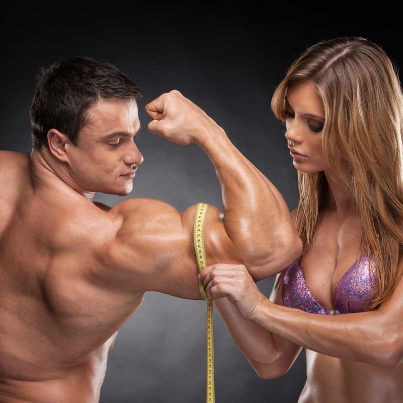 Что надо есть чтобы росли мышцы