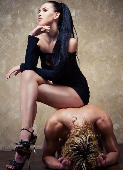 как стать рабом для своей девушки