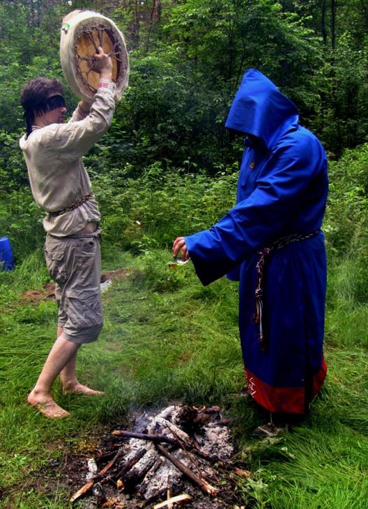 Как стать шаманом в реальной жизни в домашних условиях