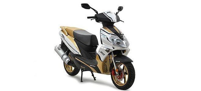 На какой скутер не нужны права