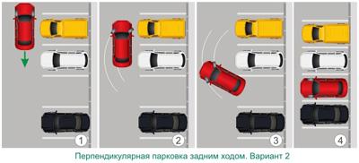 Как научиться правильно парковаться: инструкция и видео