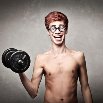 как набрать вес худому и высокому