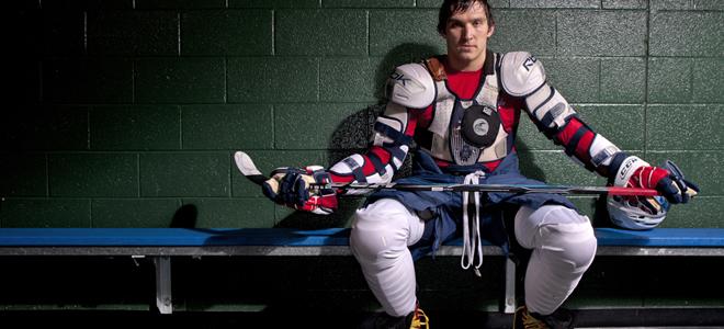 хоккейный нагрудник