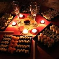 Как сделать романтический вечер для девушке дома фото