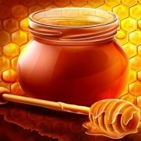 Вес меда натурального и подделки