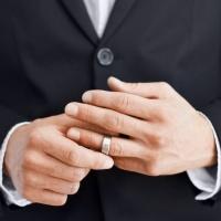 Обручальное кольцо у мужчин на какой руке