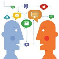 общение как коммуникация