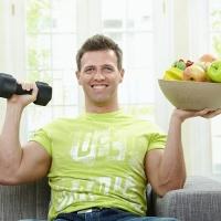 спортивная диета для мужчин