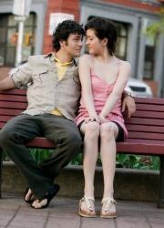 первое свидание с знакомой девушкой