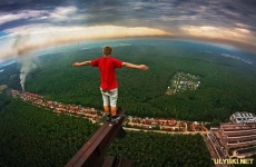 боязнь упасть с высоты