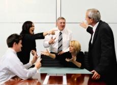причины конфликтов в коллективе