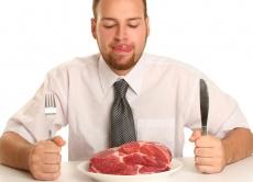 сбалансированное питание для набора веса