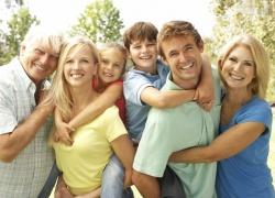 Типы отношений +в семье