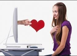 как знакомится девушками в интернете