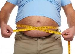 как убрать обвисший жирный живот