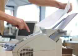 Использование факса