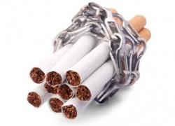 Если сигареты никоретте