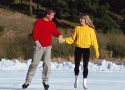 Сложно ли кататься на коньках