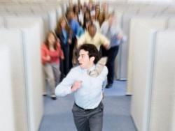 Упражнения при панических атаках