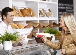 Установление контакта с покупателем