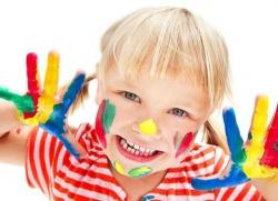 Влияние цвета на психику ребенка