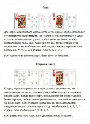Научиться В Покер Играть