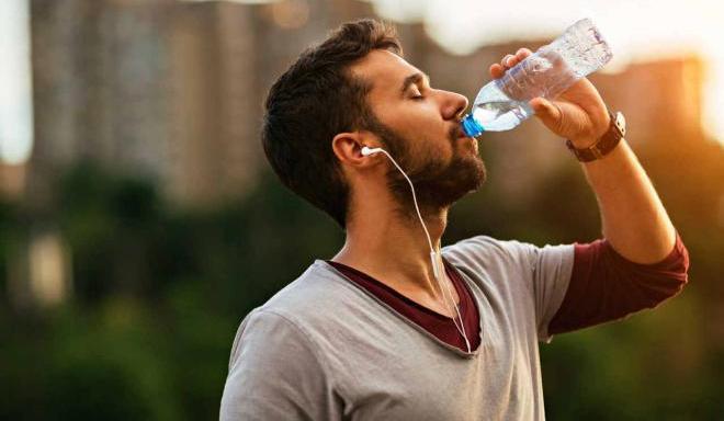 Питьевая вода и спорт