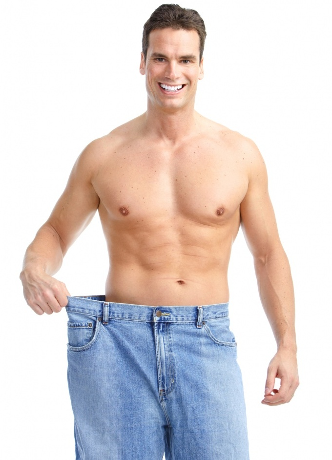 как похудеть мужчине в животе
